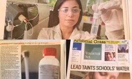Vancouver Sun May Lead Water Testing web post