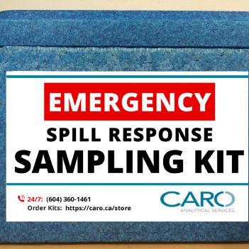 CARO spill-response-sampling-kit