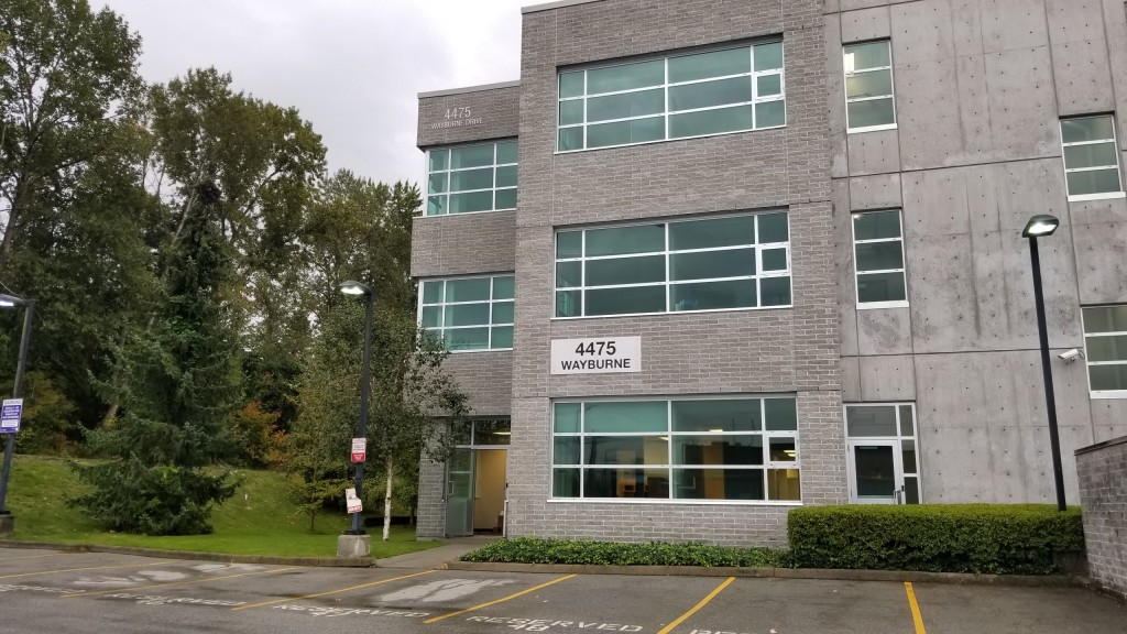 Burnaby Office Laboratory